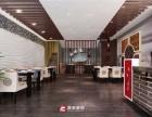 淄博美食店铺店面商铺餐厅装饰设计装修公司