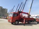 6.3吨8吨东风天锦随车吊 豪华高配面议