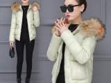 韩版中长款棉衣学生冬季宽松BF棉袄15元地摊货源厂家直销棉衣