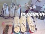 conamore是什么品牌小白鞋质量怎么样