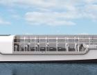 全视界较美玻璃船,带你探索穿紫河畔的德国小镇