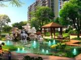 唐山小区喷泉假山设计施工唐山公园假山喷泉设计制作
