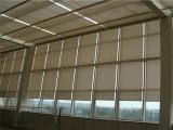東城區定做電動窗簾電動遮陽卷簾 辦公樓工程遮陽窗簾廠家