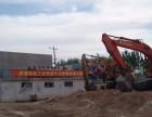 唐山挖掘机培训学校 挖掘机培训基地