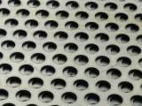 不锈钢圆孔网小区阳台花架垫板冲孔网阳台304材质围网专用