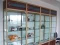 新款木质茶叶展柜工艺品烟酒货架多宝阁实木茶具展示架化妆品柜台