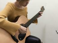 龙岗学吉他爱联吉祥双龙吉他培训 初学者不得不翻越的一座f大山