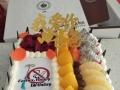蛋糕饰品糯米纸插片插排可食用糯米纸打印服务