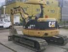 上海提供9成新卡特305挖掘机车龄一年工作时间2015小时