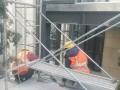 北京房山区专业钢结构阁楼安装楼板与墙体安全连接设计施工