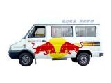 画面更吸引眼球使用时间更长久杭州汇亨车体广告