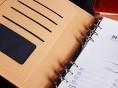 天津记事本定做 记事本制作印刷 高级记事本设计制作