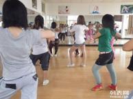 (济南爱尚舞蹈)专业街舞爵士舞 艺考舞蹈 民族舞 肚皮舞