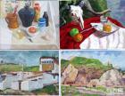 南坪哪里可以学画画的 重庆成大学校专业美术培训机构
