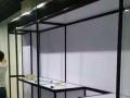 定做玻璃货架化妆品饰品药店药房柜台展厅样品展示柜