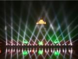 广场音乐喷泉旱式旱地喷泉矩阵喷泉隐形数控水幕电影喷泉制作安装