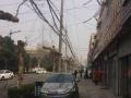 韦曲主干道公交站旁临街商铺房东直租了一一跃科
