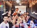 西安毕业20周年同学聚会去哪好?西安自由天堂别墅轰