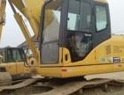 转让二手 小松PC200-7挖土机 工地干活机器