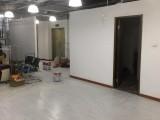 上海宝山区办公室装修厂房装修隔墙吊顶排线铺地砖
