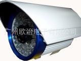 OZ-7124P红外监控摄像机,广州高清网络摄像机,车牌识别摄像