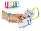 手环数据线 三星V8手环线 micro usb通用充电数据线 手腕线