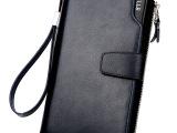 佰利老人新款钱包 男士真皮手包 大容量手机包零钱包厂家直销批发