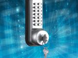 厂家直销 密码浴室柜锁/电子智能锁