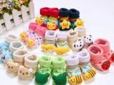 批发立体造型袜宝宝袜。儿童袜。地板袜卡通袜子