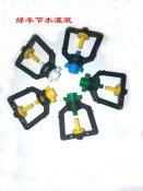 全新优质360度框架折射地插雾化微喷头套装园艺大棚喷灌滴灌