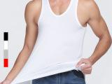 2016新款莫代尔男士背心超强弹力运动健