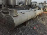 不锈钢冷凝器 不锈钢夹层锅 不锈钢罐 反应釜 颗粒机