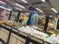 通州次渠大型超市内水果摊位转租,42平月租3500元无转让费