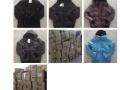 尾货清仓处理 全球最便宜的棉衣 进货价处理