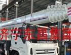 16吨国五汽车吊山东济宁吊车厂小型吊车船吊双节腿拖拉机小吊车