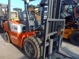合肥二手叉车私人转让,9成新合力3吨叉车