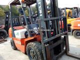出售转让-液压叉车-合力叉车-杭州叉车6吨柴油二手叉车