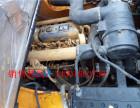常德二手26吨单钢轮振动压路机个人急售,价格实惠
