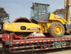 南充二手振动压路机公司,22吨26吨单钢轮二手压路机买卖