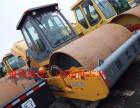 丽江二手振动压路机公司,22吨26吨单钢轮二手压路机买卖