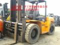 桂林个人出售二手叉车,合力杭州牌叉车