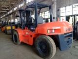 池州二手叉车私人转让,9成新合力5吨叉车