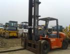 武汉二手合力叉车,上海哪里买旧5吨叉车