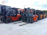 桂林二手合力5吨叉车,二手5吨叉车个人转让