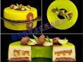 武汉学习西方烘焙培训 酷德蛋糕培训学校
