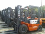 上海二手叉車市場,二手杭州10噸叉車