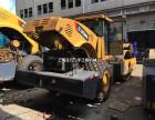 白城徐工22吨二手压路机价格,二手震动压路机26吨多少钱