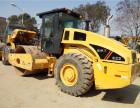 贵阳出售二手20吨22吨26吨震动压路机