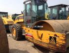 杭州二手压路机报价,徐工22吨26吨二手振动压路机