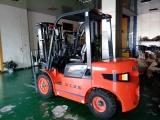 上海二手叉车市场,个人二手杭州3吨叉车